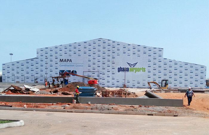 MAPA Construction Ghana