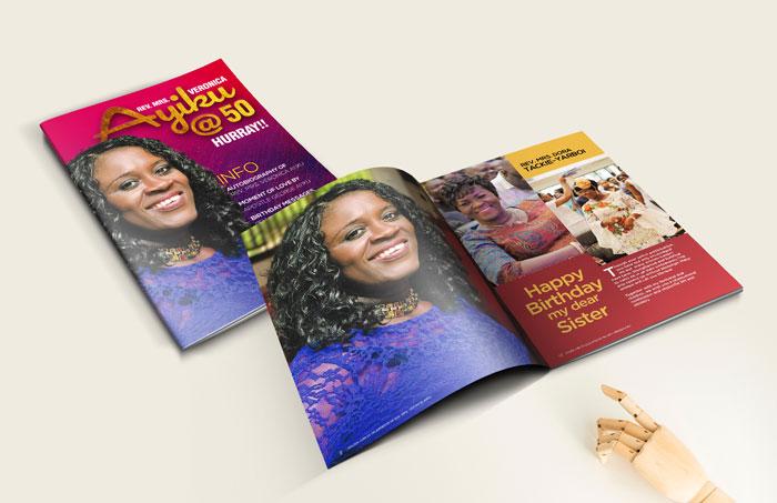 Brochures & Magazine